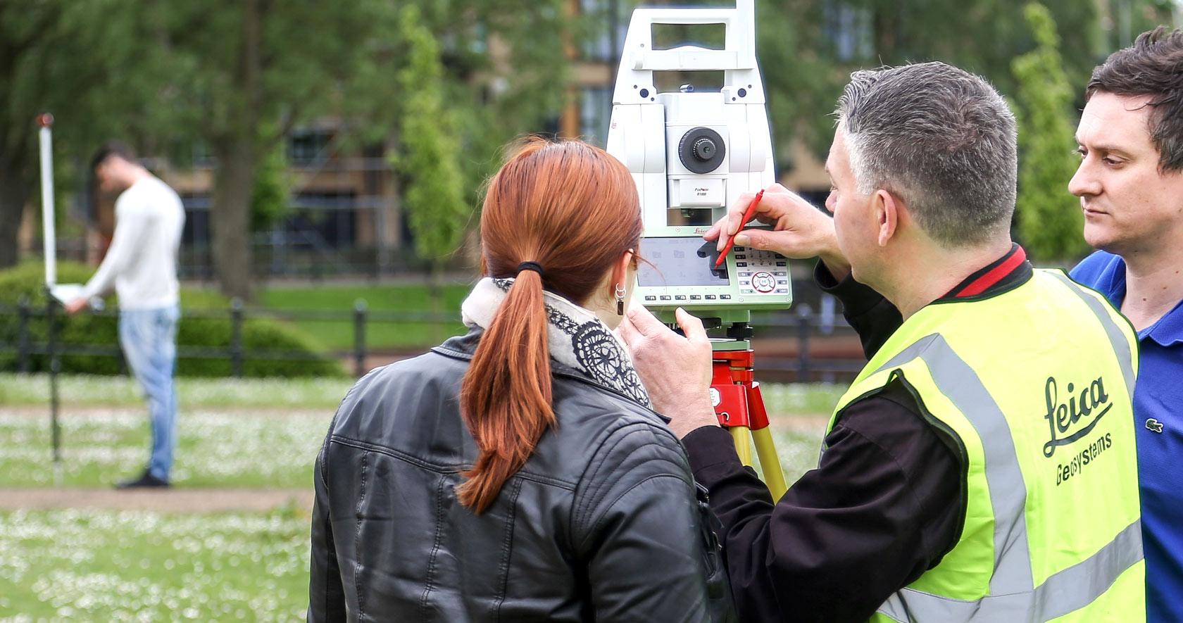 Геотехнический мониторинг зданий, сооружений и грунтов